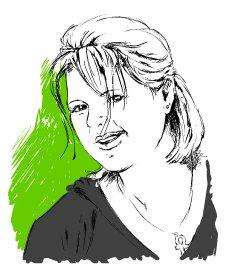 Porträt: Nadine Reitz